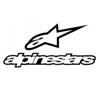 Alpinestars Andes v2 Black Drystar Motorcycle Trousers