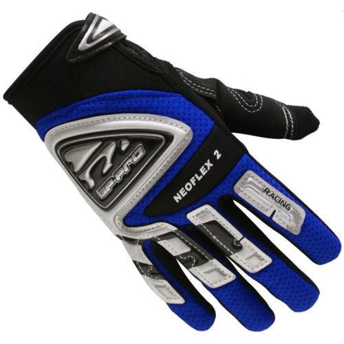 GP-Pro Neoflex 2 Blue Motocross Gloves