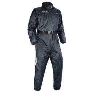 Oxford Rainseal Black Waterproof Over Suit