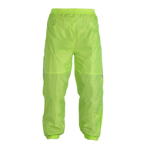 Oxford Rainseal Yellow Waterproof Over Trousers