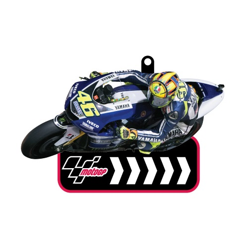 valentino rossi motogp pvc keyring keyfob official. Black Bedroom Furniture Sets. Home Design Ideas
