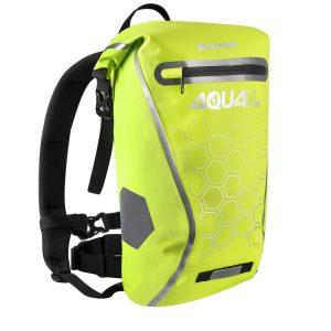 Oxford Aqua V20 Yellow Backpack