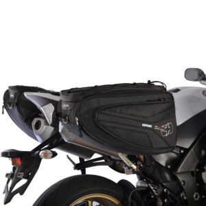 Oxford P50R Black Panniers