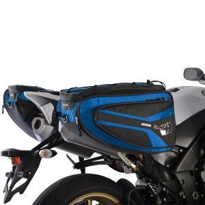 Oxford P50R Blue Panniers