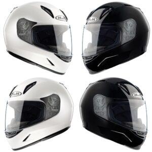 HJC CL-Y Full Face Ladies Kids Helmet Plain Colours