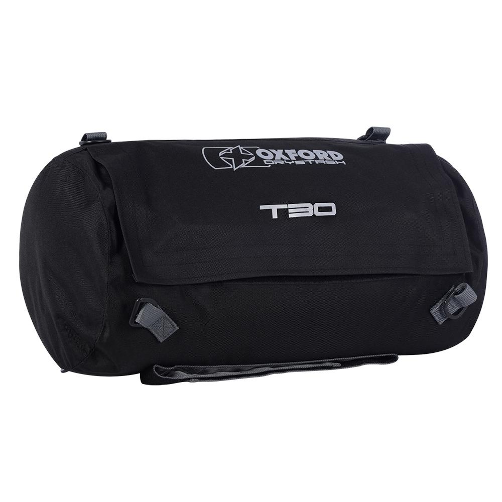 Details about Oxford Drystash T30 Motorcycle Waterproof Luggage 30 L Motorbike Rollbag New
