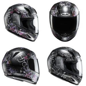 HJC CL-Y Vela Full Face Motorcycle Crash Helmet