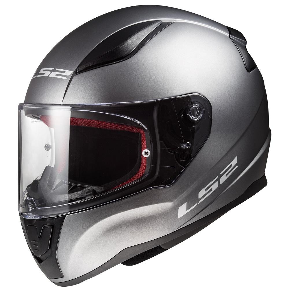 Ls2 Ff353 Rapid Plain Helmet Blda Motorbikes