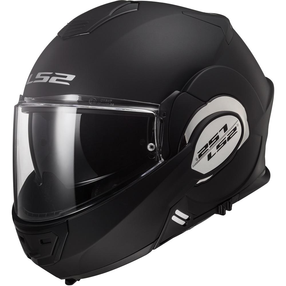 Ls2 Ff399 Valiant Plain Helmet Blda Motorbikes