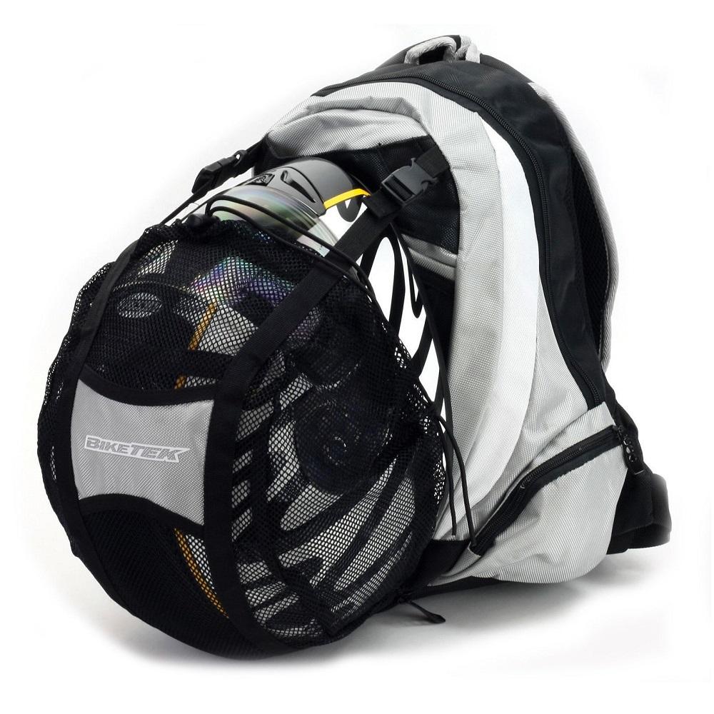 backpack helmet motorcycle rucksack biketek motorbike bag scooter carrier moped backpacks
