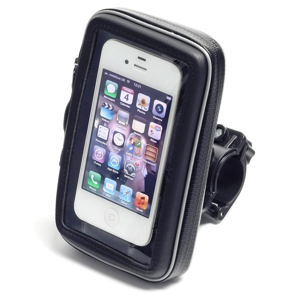 BikeTek Motorcycle Handlebar Smart Phone Holder LUGGPS14