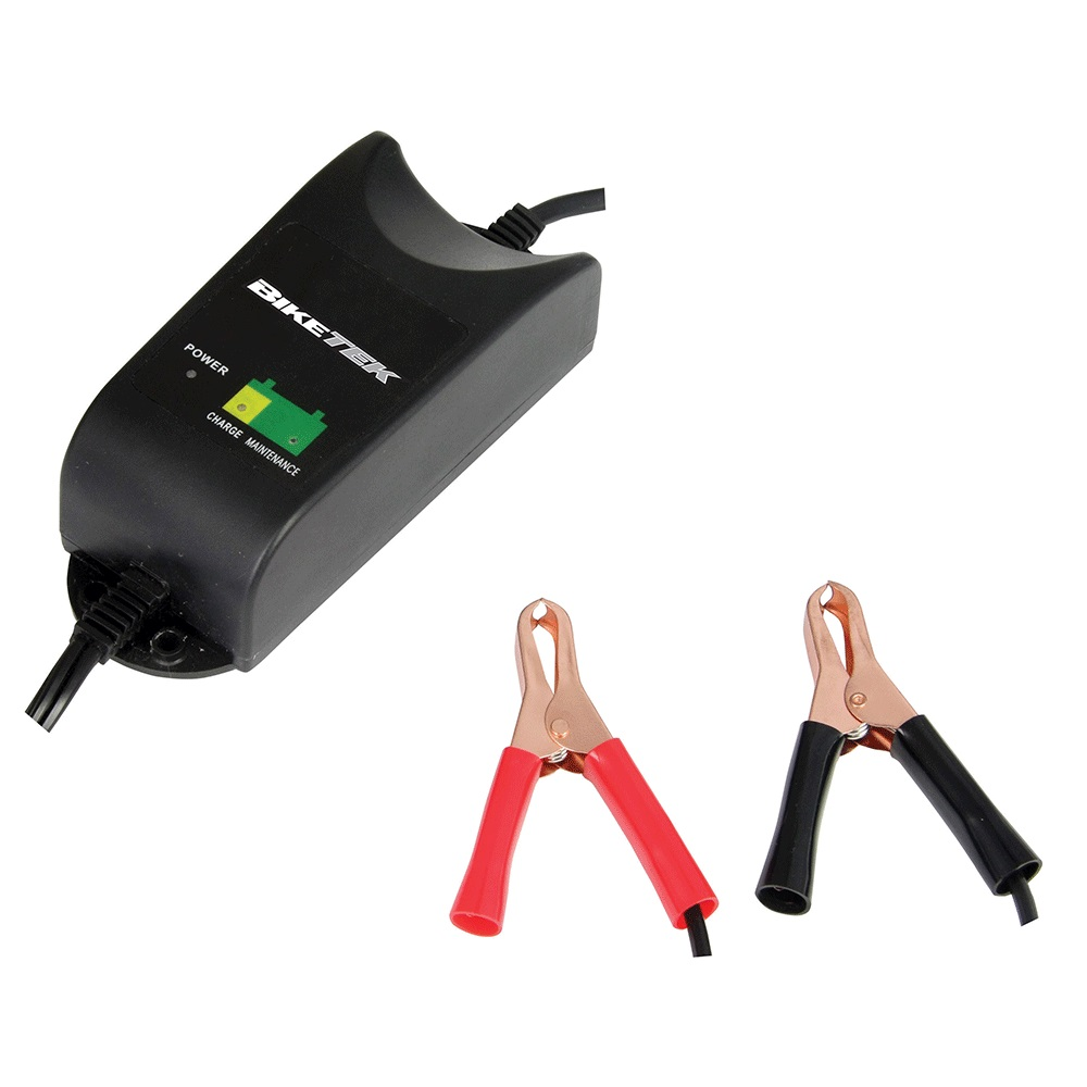 Biketek 9 Stage 12V Battery Charger