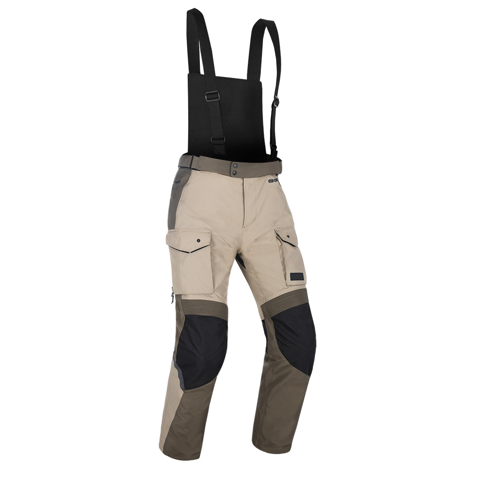 Oxford Continental Motorcycle Trousers Desert 1