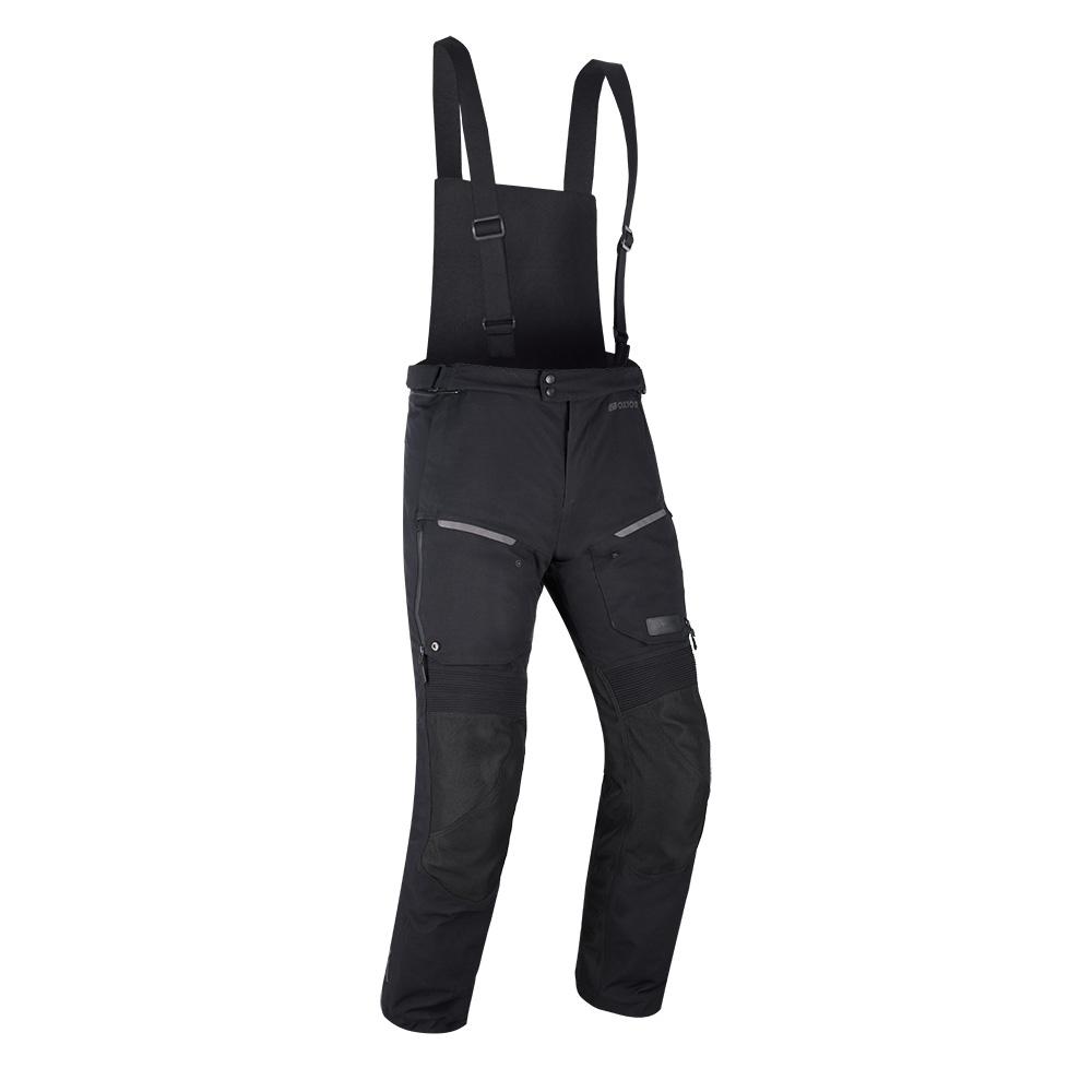Oxford Mondial Advanced Black Trousers