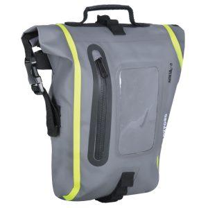Oxford Aqua M8 Grey Magnetic Tank Bag