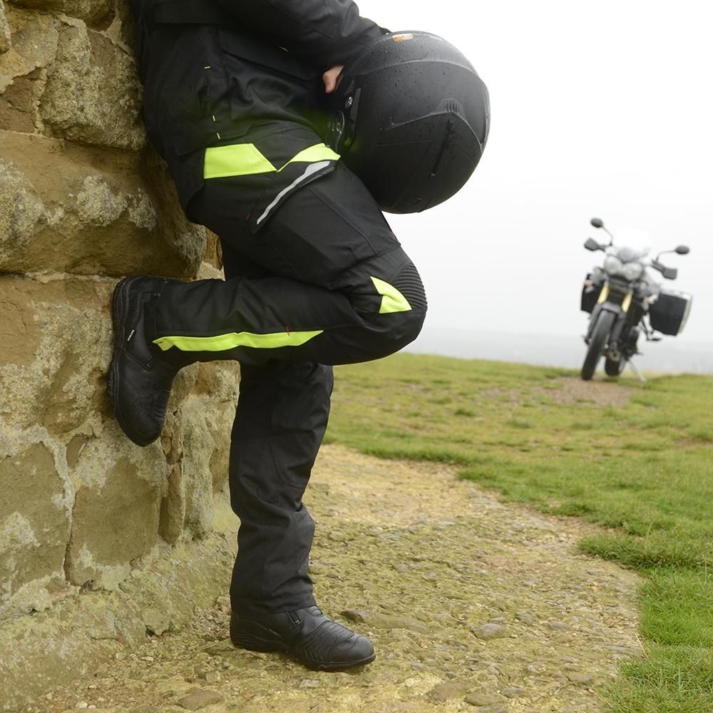Men's Motorcycle Trousers