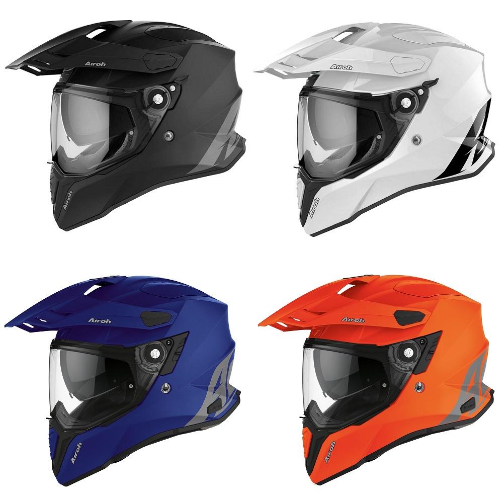Airoh Commander Plain Helmet