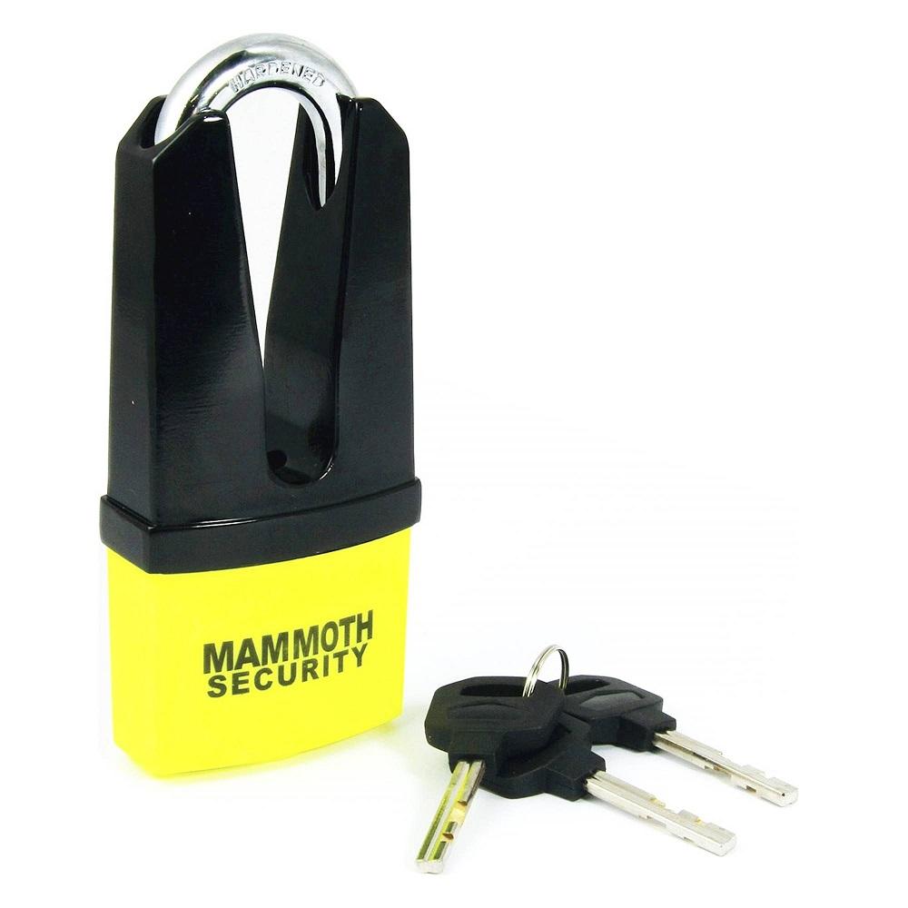 Mammoth Maxi 11 mm Shackle Lock