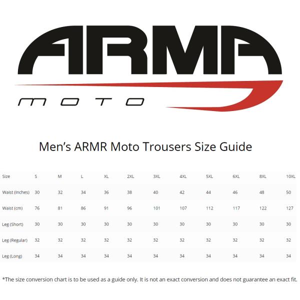 ARMR Moto Harada R Leather Trousers