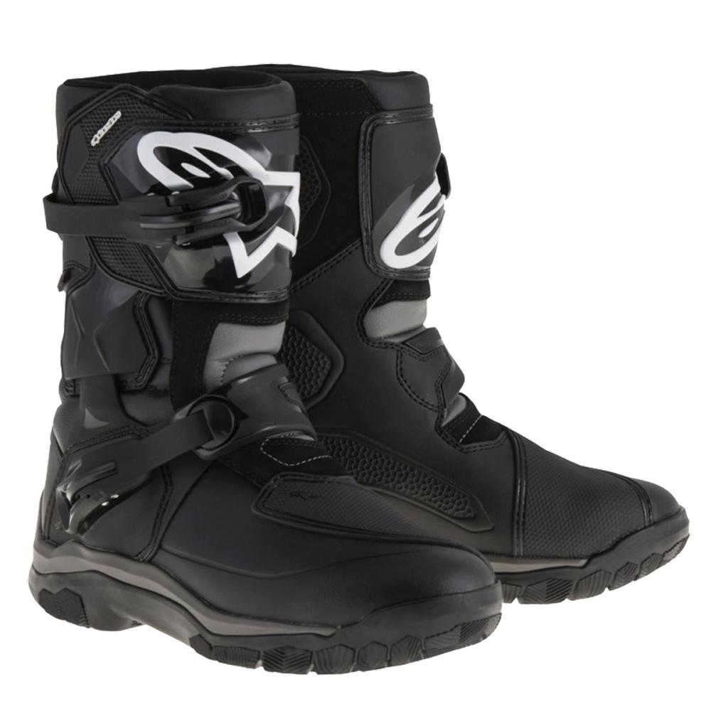 Alpinestars Belize Drystar Black Motorcycle Boots