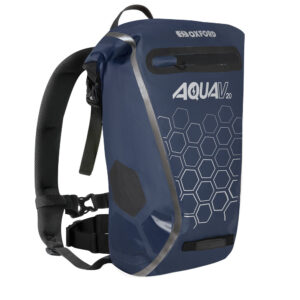 Oxford Aqua V20 Navy Backpack