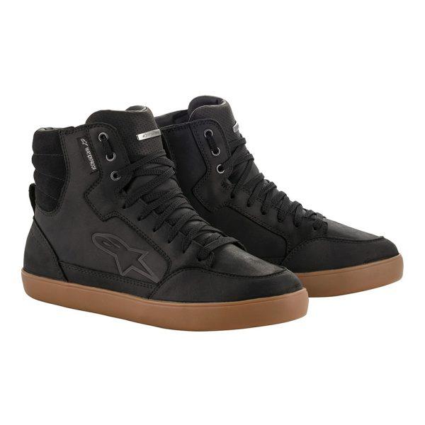 Alpinestars J6 Black Gum Motorcycle Boots