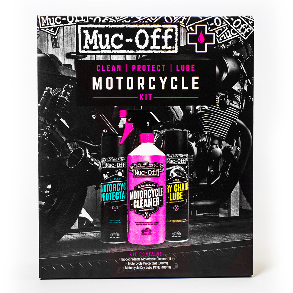 Muc-Off Clean, Protect and & Lube Kit