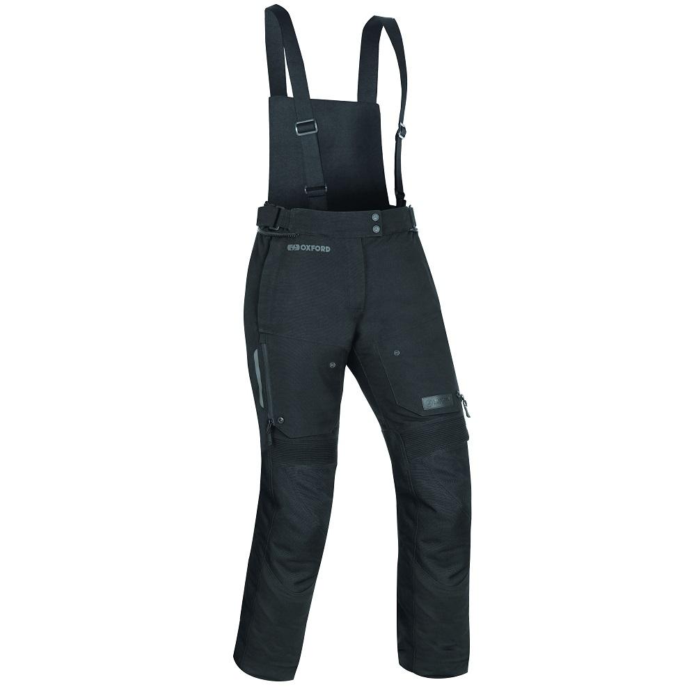 Oxford Mondial Ladies Tech Black Trousers