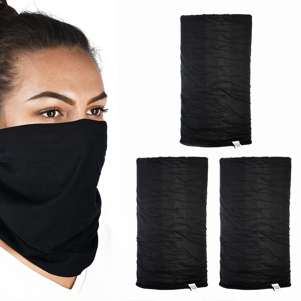 Oxford Comfy Black Neck Warmer