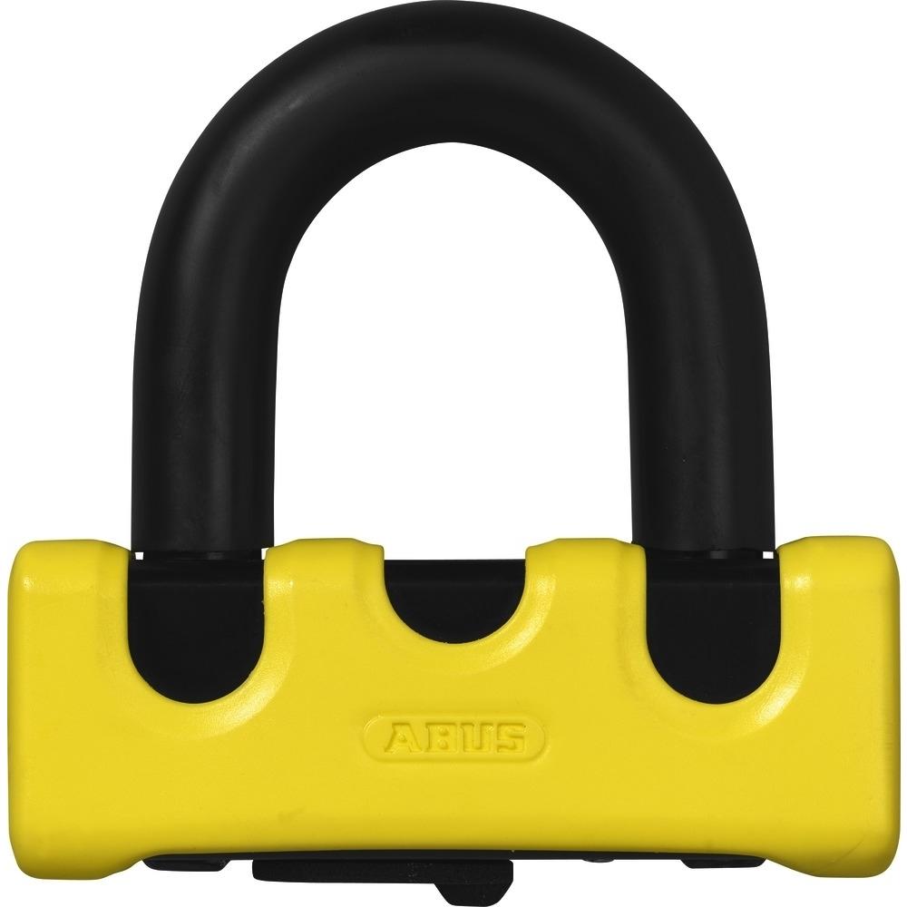 ABUS GRANIT Power XS 67 Yellow Shackle Lock