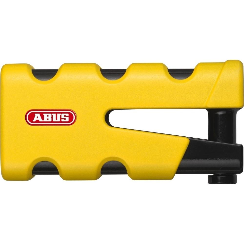 ABUS GRANIT Sledg 77 Grip Yellow Disc Lock