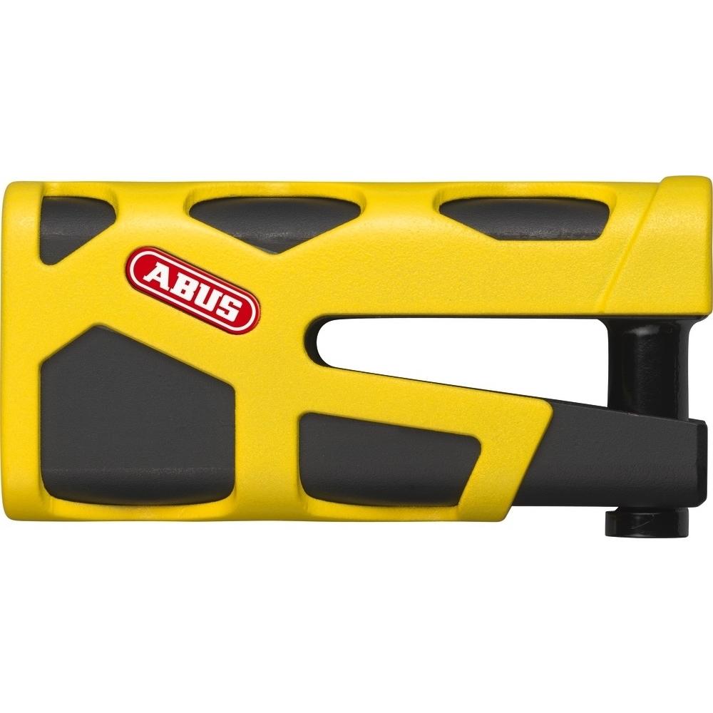 ABUS GRANIT Sledg 77 Web Yellow Disc Lock