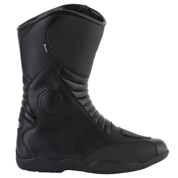 Diora City Rider Motorcycle Boots Black 1