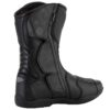 Diora City Rider Motorcycle Boots Black 2