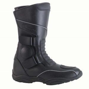 Diora Diablo Motorcycle Boots Black 1