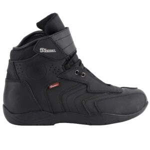 Diora Paddock Motorcycle Boots Black 1