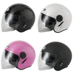 Vcan V595 Plain Helmet