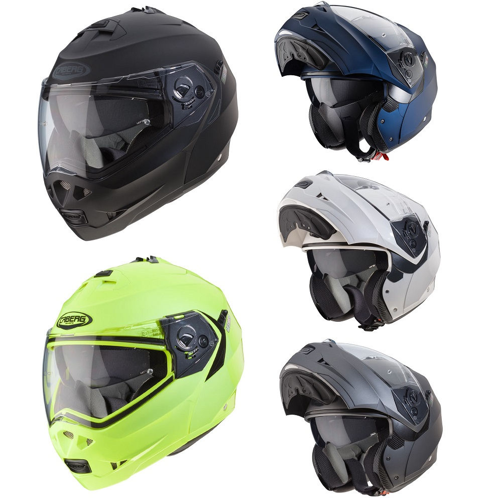 Caberg Duke II Plain Helmet