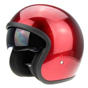 Viper RS-v06 Burgundy Helmet