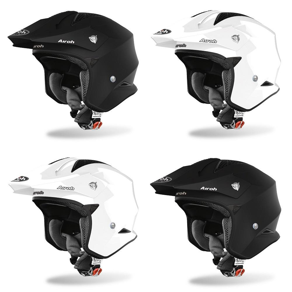 Airoh TRR-S Plain Helmet