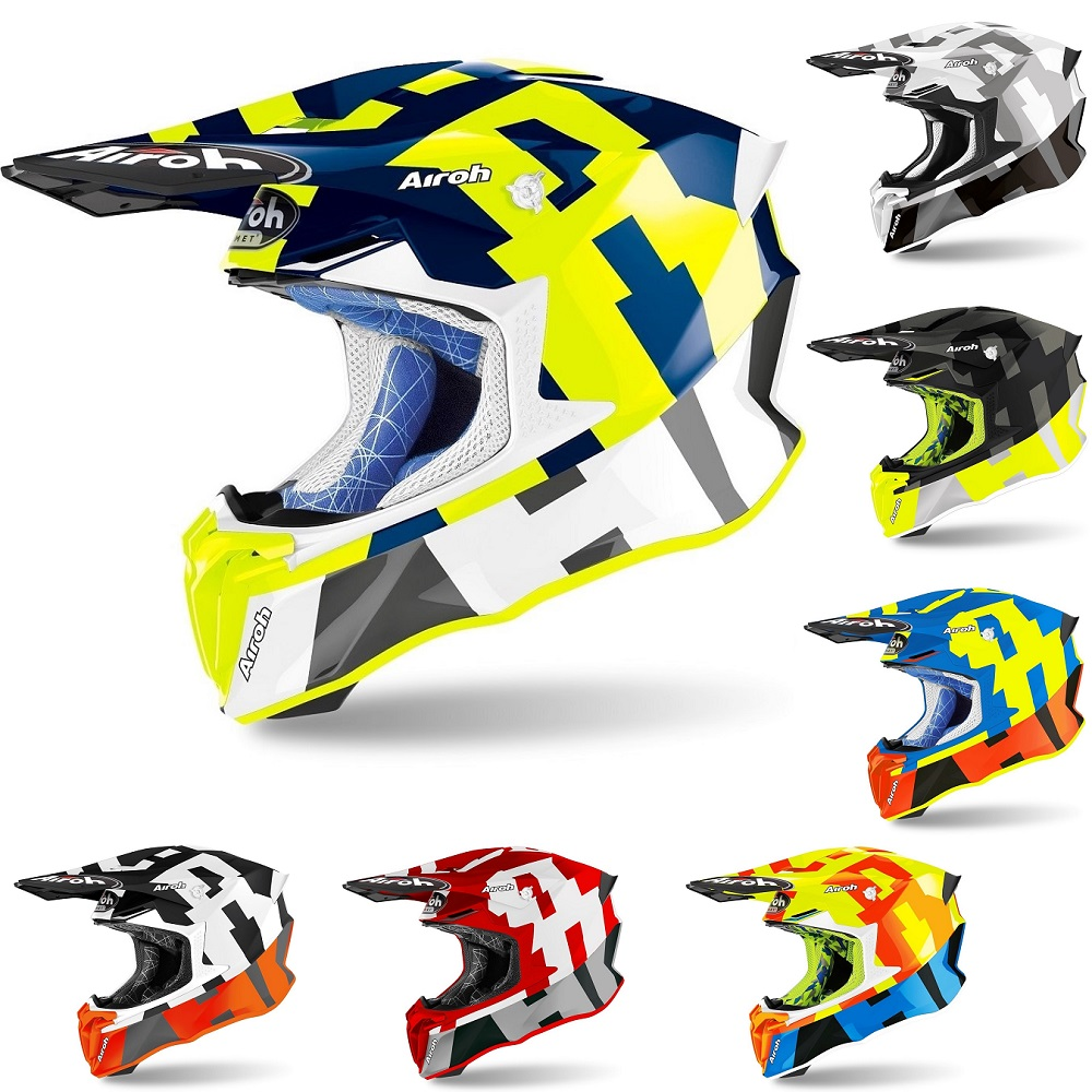 Airoh Twist 2.0 Frame Helmet