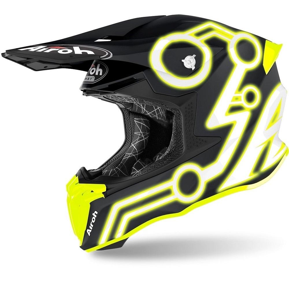 Airoh Twist 2.0 Neon Helmet