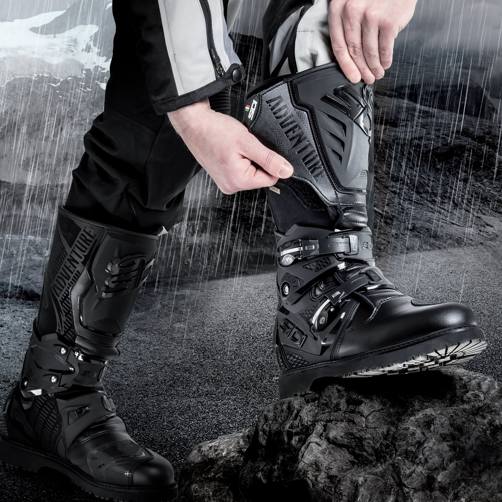 Off-Road Motorcycle Boots