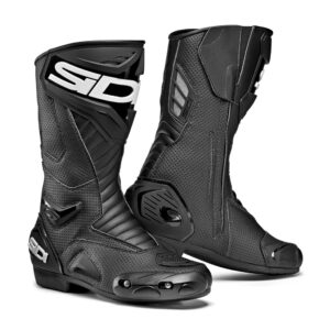 Sidi Performer Air CE Motorcycle Boots Black 1
