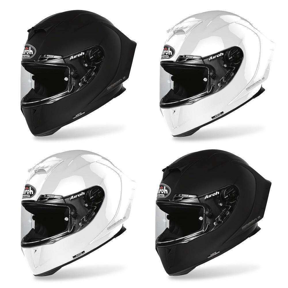 Airoh GP550S Plain Helmet
