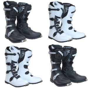 Wulfsport Adults Trackstar Off Road Motorcycle Boots