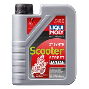 Liqui Moly 2 Stroke Scooter Fully Synthetic Race Oil
