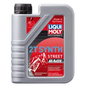 Liqui Moly 2 Stroke Motorcycle Fully Synthetic Race Oil