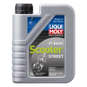Liqui Moly 2 Stroke Scooter Mineral Street Oil