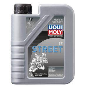 Liqui Moly 2 Stroke Motorbike Semi Synthetic Street Oil